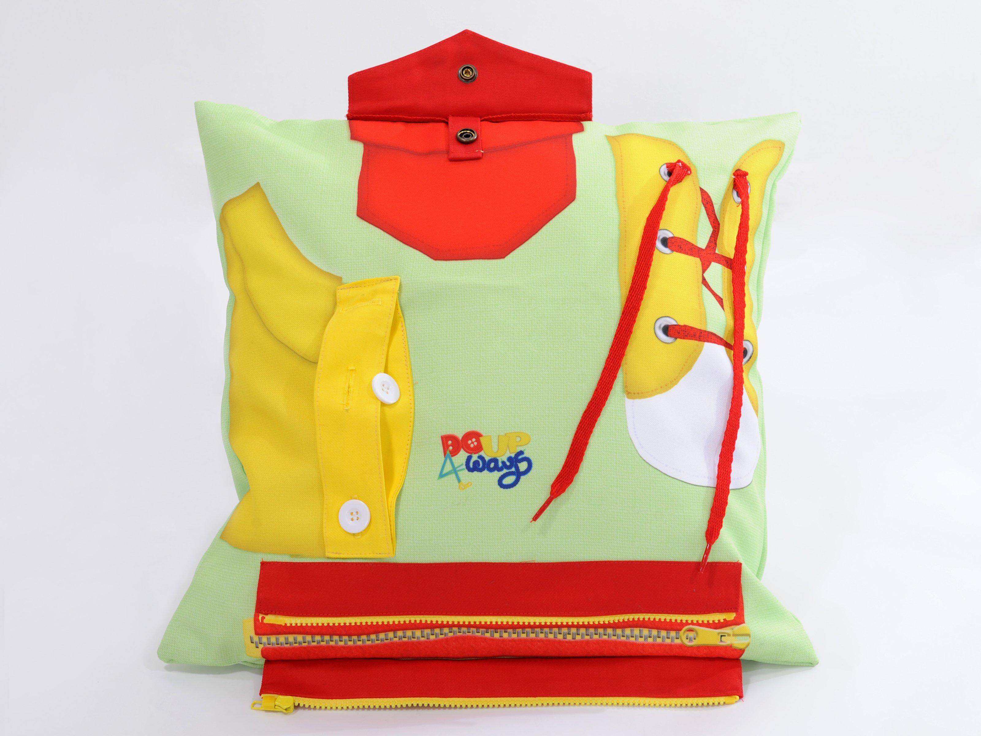 DoUp4Ways interactive cushion