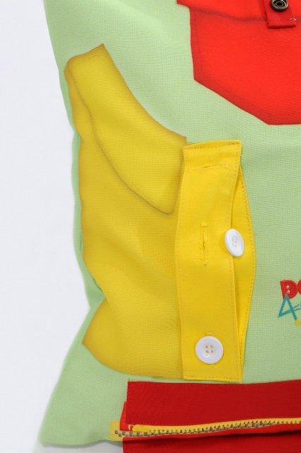 DoUp4Ways interactive cushion buttons
